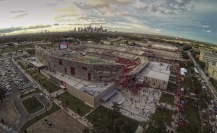 University of Houston Stadium – Houston, Texas