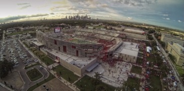 Univ of Houston Stadium